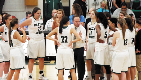 After rags-to-riches season, Lewis' Lady Hornets eye future