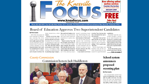 The Knoxville Focus for March 6, 2017