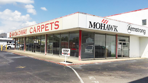 Service To Customers Is Key At Broadway Carpets