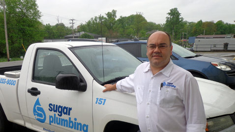 Sugar Plumbing won't drain your wallet