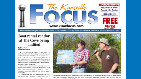 The Knoxville Focus for April 24, 2017