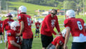 Larry Kerr and Union County Patriots good for each other