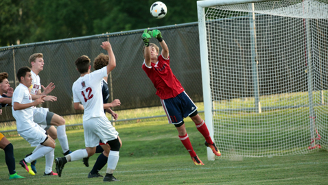 Admirals outlast Oak Ridge for region title 2-1