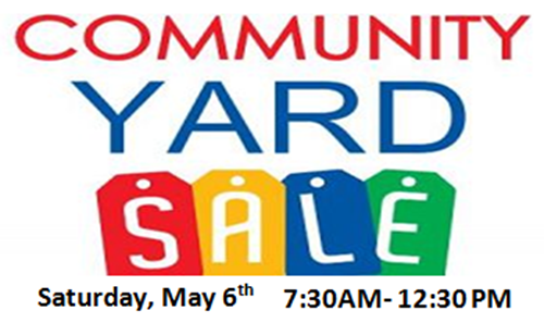 3rd Annual Community Yard Sale at Legends at Oak Grove