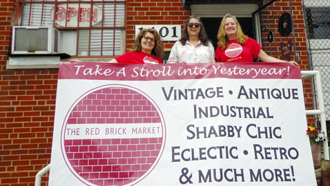 If it's Vintage or Antique, then The Red Brick Market has it