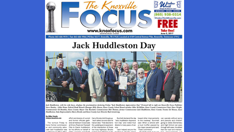 The Knoxville Focus for June 5, 2017