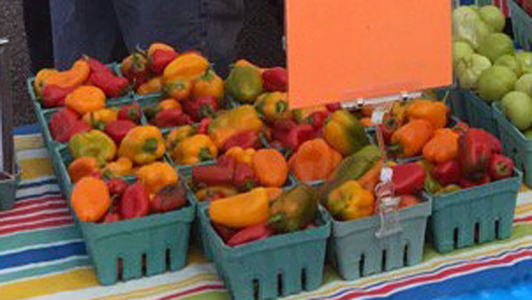 New Harvest Park Farmers Market to host Pepper Jubilee