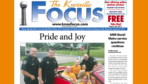 The Knoxville Focus for August 28, 2017