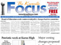 The Knoxville Focus for September 18, 2017