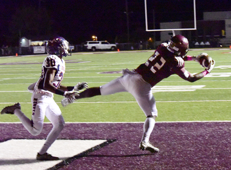 Fulton rides passing game to 41-14 win over West