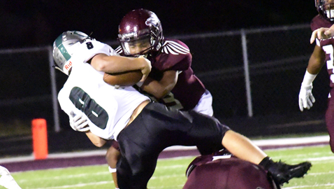 Fulton Routs Carter on Homecoming