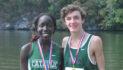 Kapaya and Coughlin capture KIL cross country titles