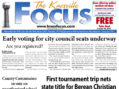 The Knoxville Focus for October 23, 2017