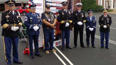 Operation Honor Guard raises funds