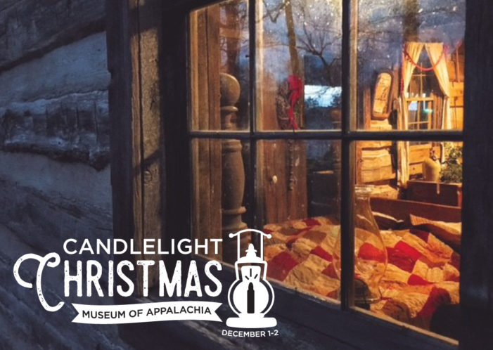Museum of Appalachia's 'Candlelight Christmas' features evening tours, holiday activities for families