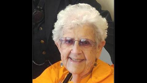 Edith Williams recalls life in Knoxville