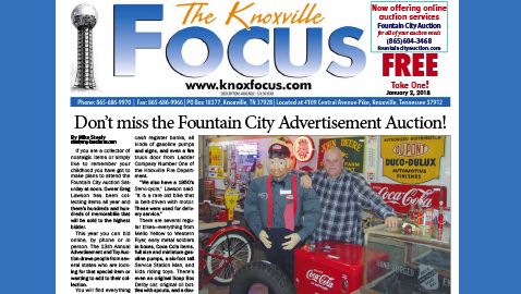 The Knoxville Focus for January 2, 2018