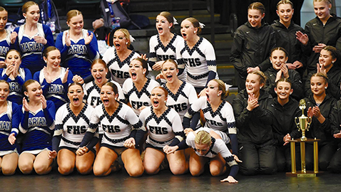 Farragut dancers take national title with 'powerful performance'