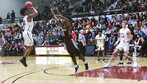 Bearden runs past Kingsport to state