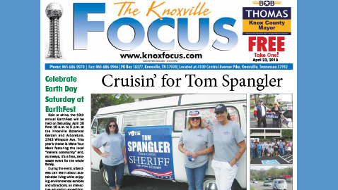 The Knoxville Focus for April 23, 2018
