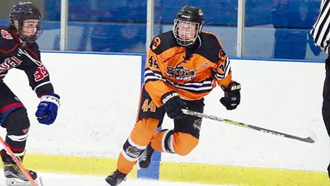 Baumgardner to play junior hockey in Canada