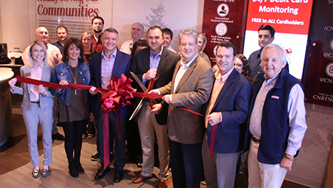 CNB opens branch next to Kroger in Seymour