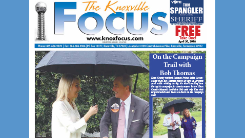 The Knoxville Focus for April 30, 2018