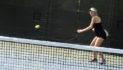Adams to close stellar tennis career at Spring Fling