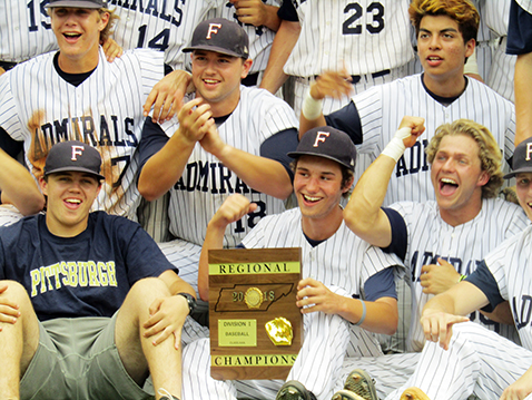 Freshman comes up big for Farragut in region title win