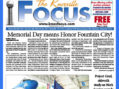 The Knoxville Focus for May 21, 2018