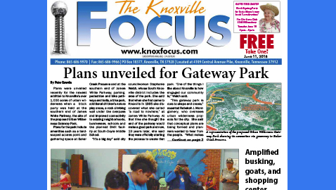 The Knoxville Focus for June 11, 2018