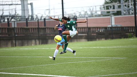 Emerald Force women drop home finale 5-1