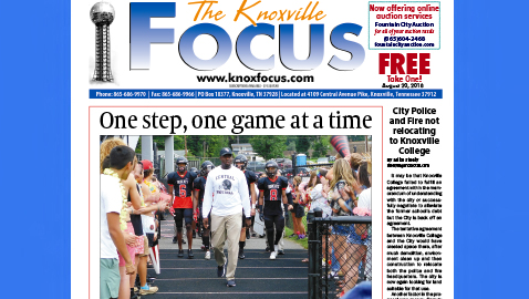 The Knoxville Focus for August 20, 2018