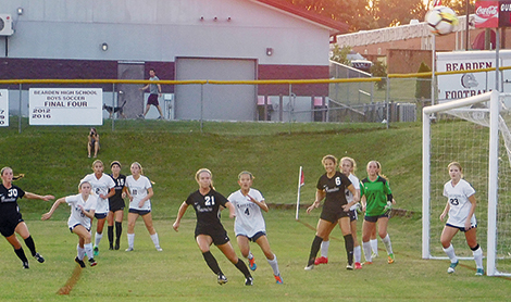 Lady Bulldogs shut out rival Farragut 4-0