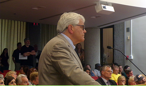MPC  approves concept and development plans for Post Oak Bend over residents' objections