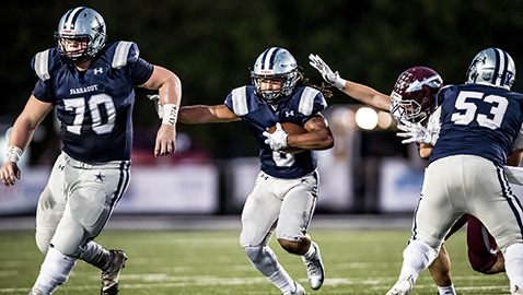Bearden vs. Farragut: Prep football pageantry 'at its highest'