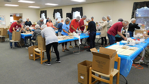Fountain City Episcopal church's labor of love for the hungry