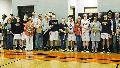 Powell boys get defensive to win on eighth grade night