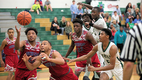 Feisty Roadrunners stop streaking Catholic, 60-56
