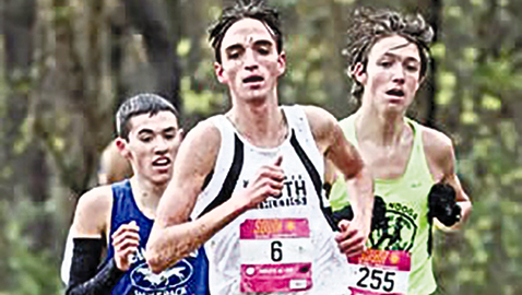 Catholic's Renfree will run for national honors in San Diego