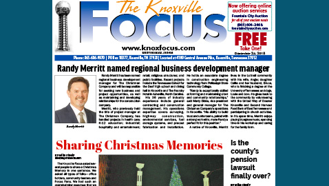 The Knoxville Focus for December 24, 2018