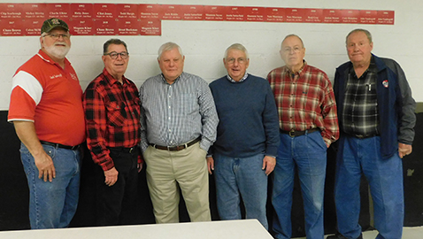Wrestling pioneers recall sport's early days at local tournament