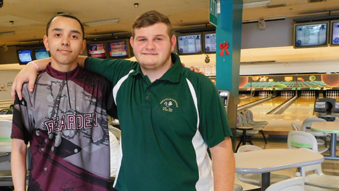 Unbeaten Bearden bowlers face region test this week