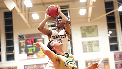 Hot shooting Bulldogs run past Catholic, 78-52