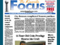 The Knoxville Focus for January 14, 2019