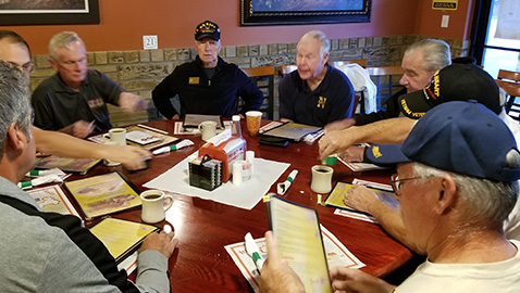Breakfast for Buds draws veterans together