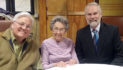 Mary Hickman turns 92 with family and friends at Litton's