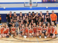 Powell Middle at its 'best' in taking sectional title