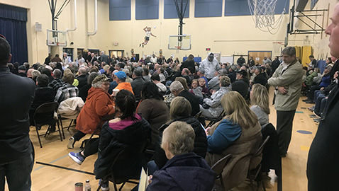 Hallsdale-Powell Utility District questioned by customers