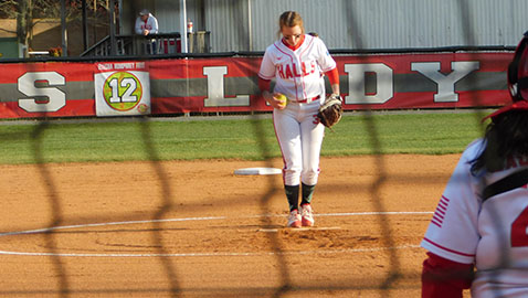 Lady Devils pound out 14 hits in league win over Karns